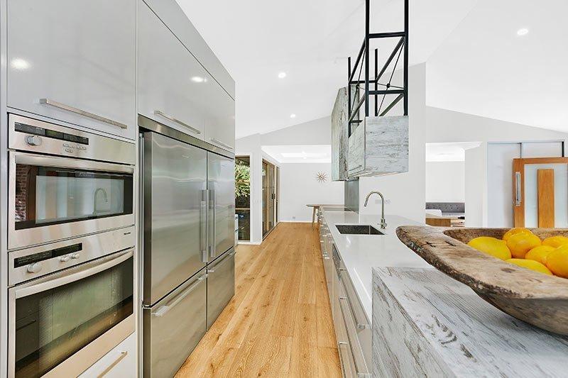 Elegant kitchen at 22 Greenbank Road