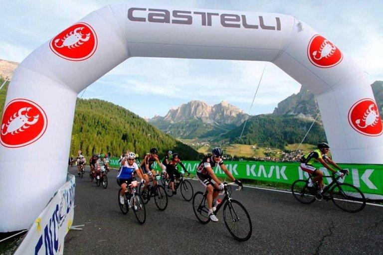 Allestimenti ciclismo