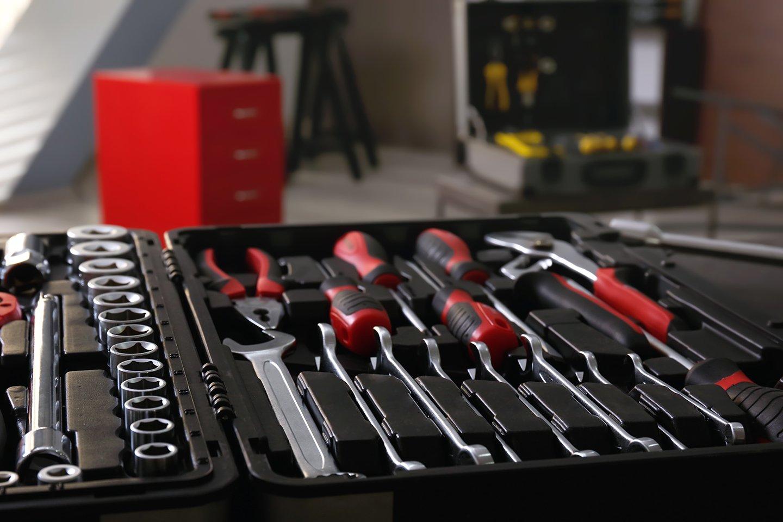 strumenti da meccanico