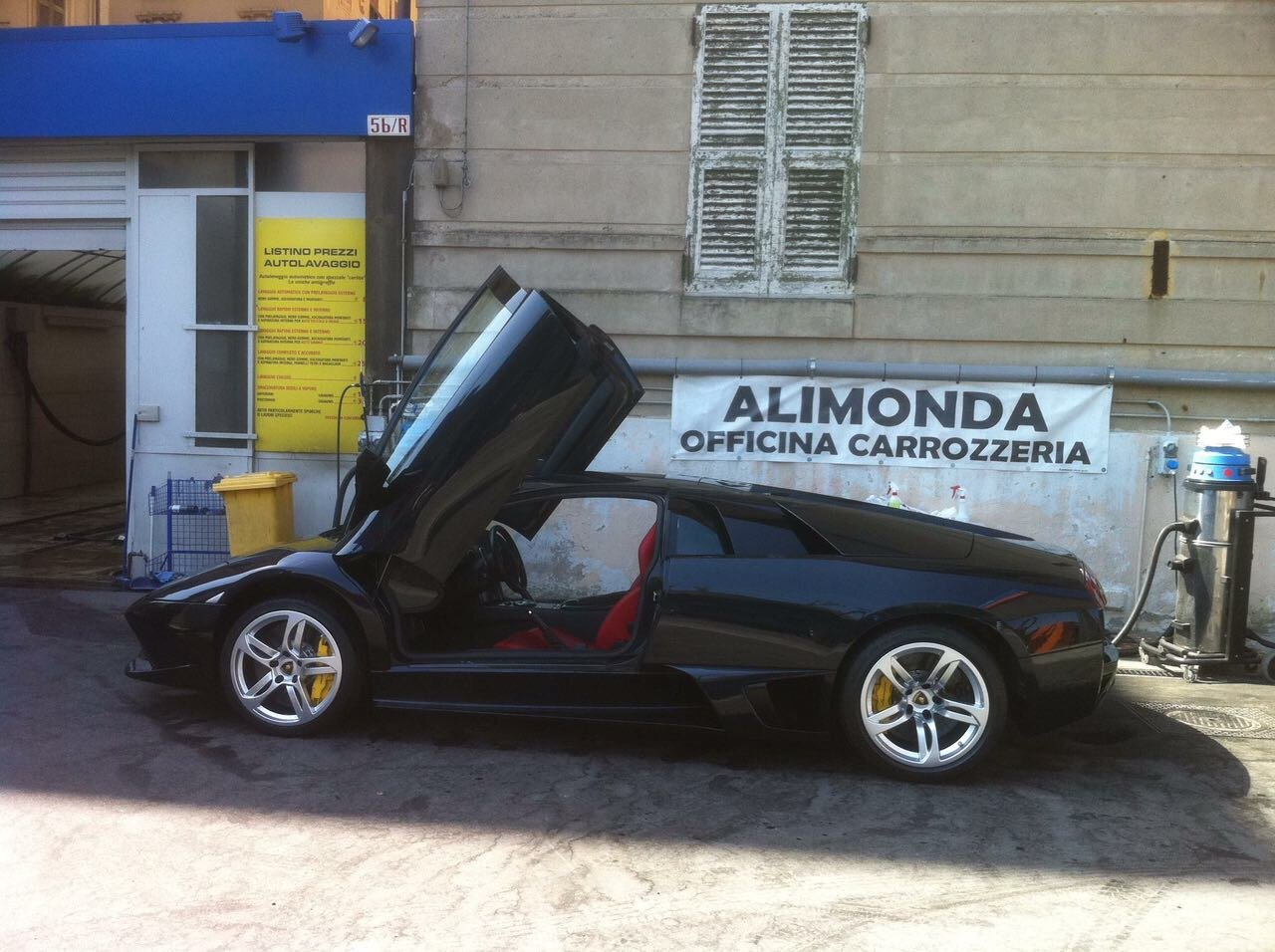 alimonda car wash