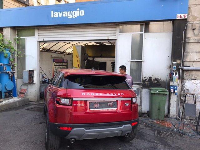 lavaggio auto genova