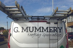G. Mummery Logo