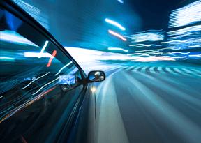 Test drive di automobili FIAT