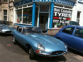 MOT repairs - Bishopston - Ron Costella Tyres - Car repair