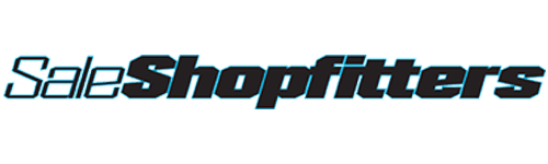 sale shopfitters business logo