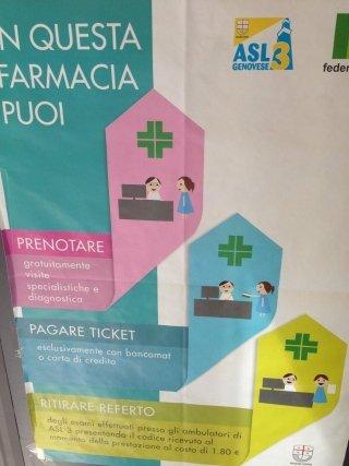servizi della farmacia