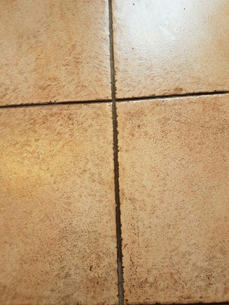 Un pavimento pulito
