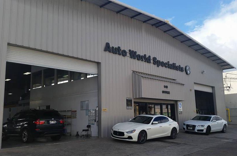 Auto World Specialists