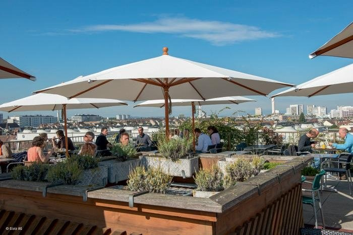 ombrelloni per terrazzi - 28 images - ombrelloni vele da esterno di ...