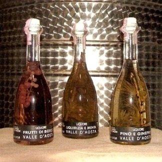 liquori aromatizzati