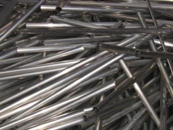 scarti di alluminio