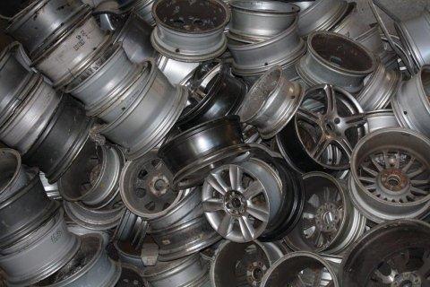 rottamazione alluminio