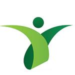 icona  V verde