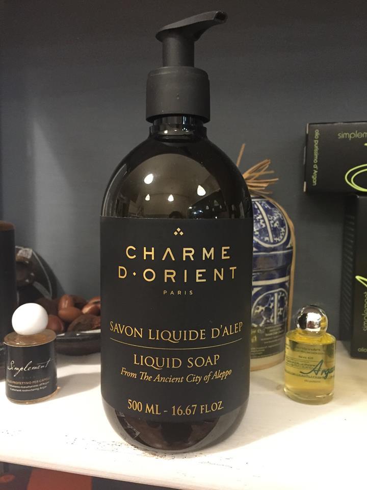 Sapone a marchio Charme d'Orient
