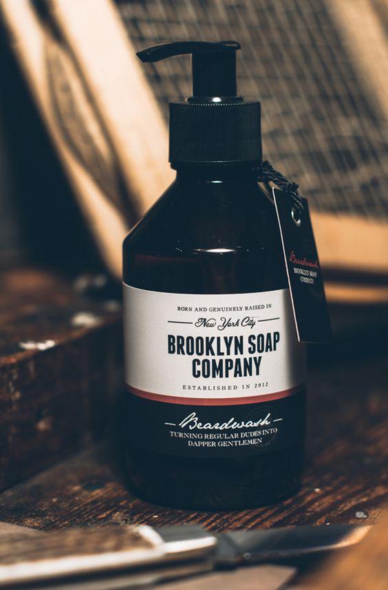 Sapone a marchio Brooklyn Soap Company