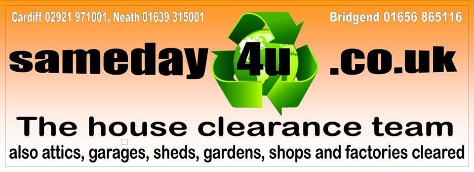 sameday 4u waste clearance cardiff