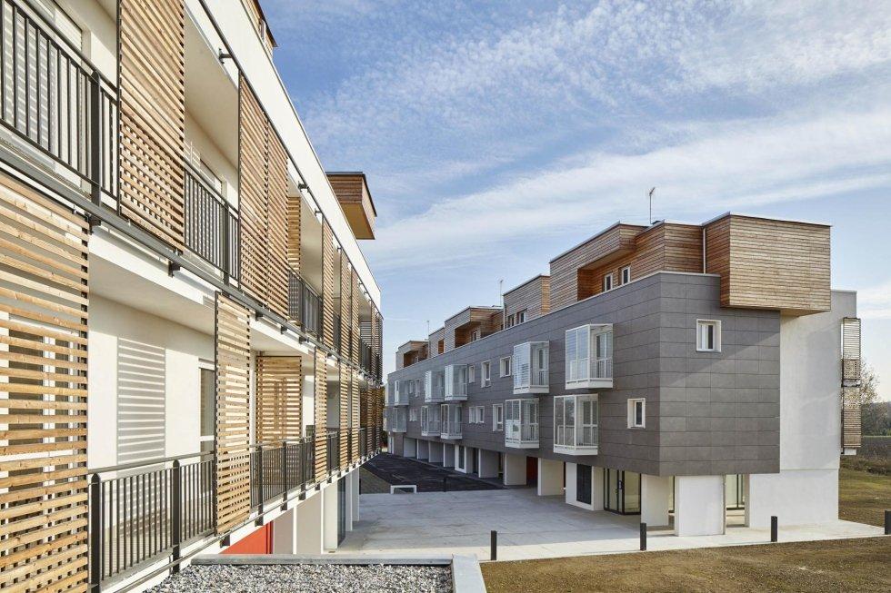 Costruzione 38 alloggi - Comune di Ravenna