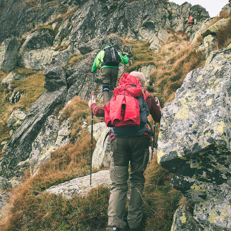 Attrezzatura per l'arrampicata sportiva a Pieve Di Cadore