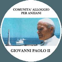 Comunità Giovanni Paolo II Società coop. sociale The Family logo