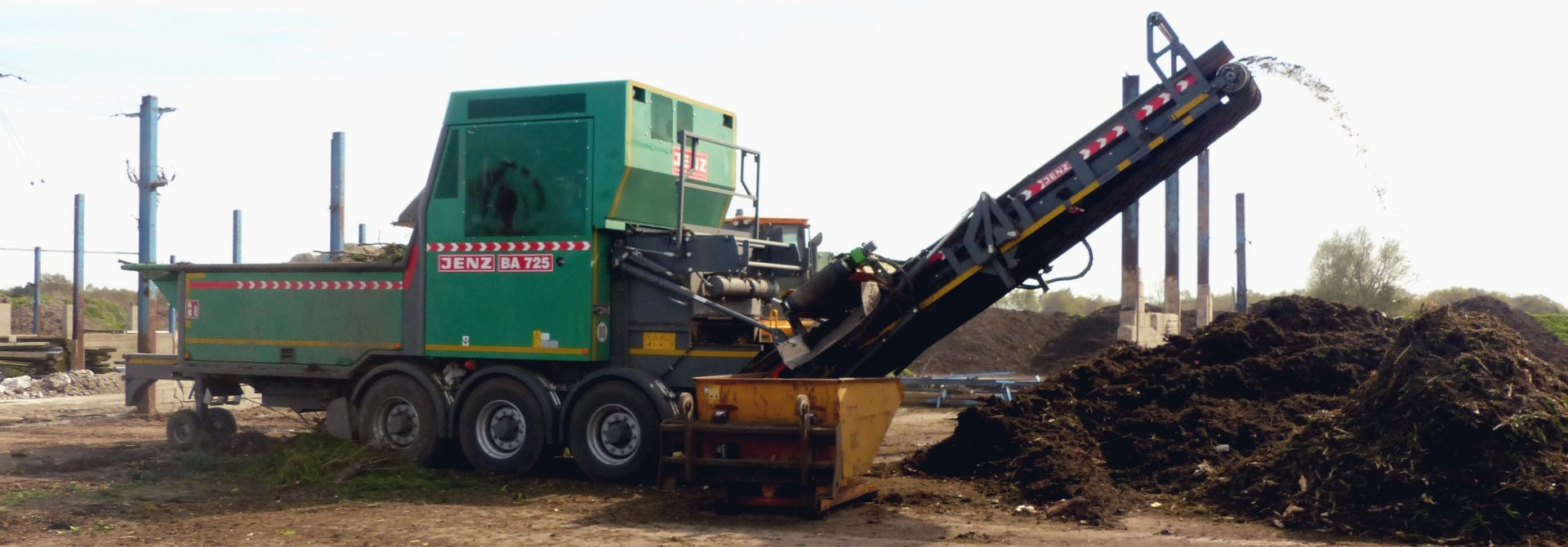 recycle machinery
