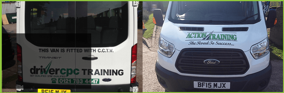 For minibus driver training in Solihull call Action Training