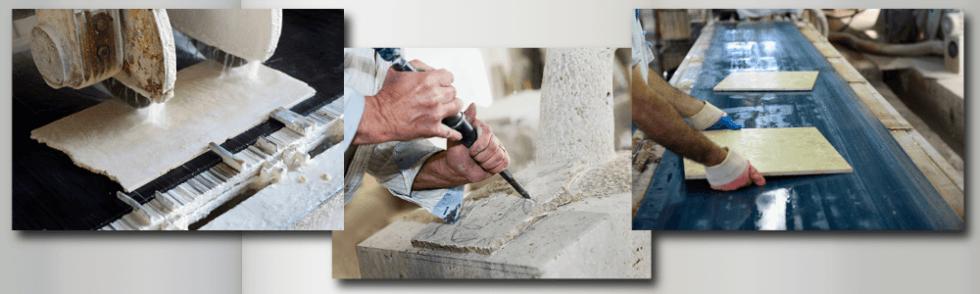 Lavorazione artistica del marmo