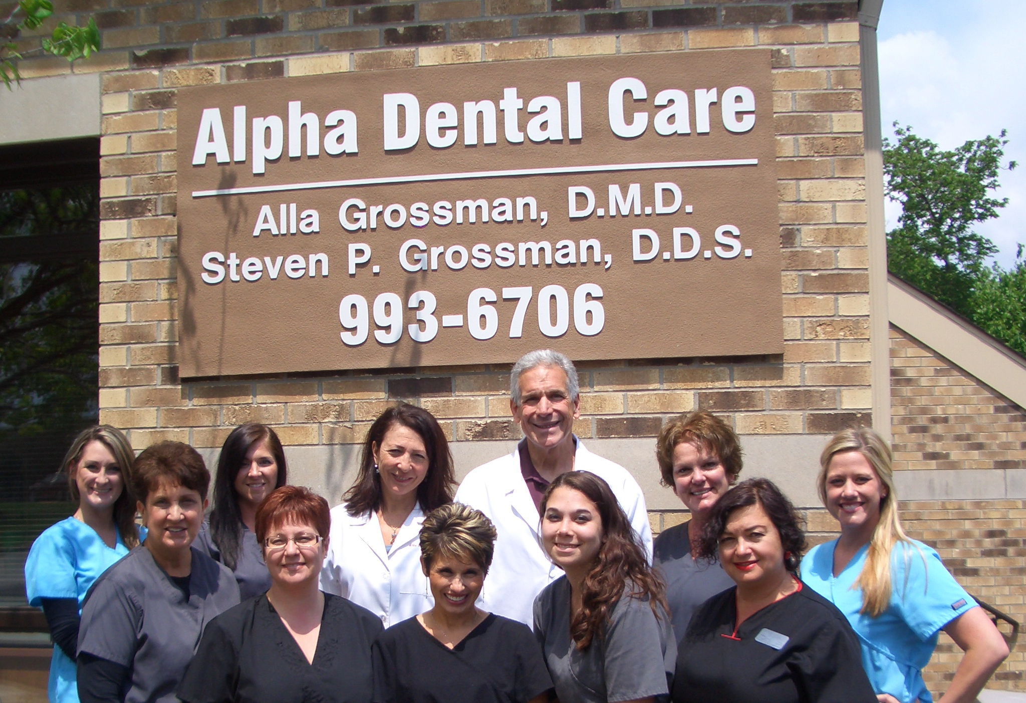 Alpha Dental Care Team