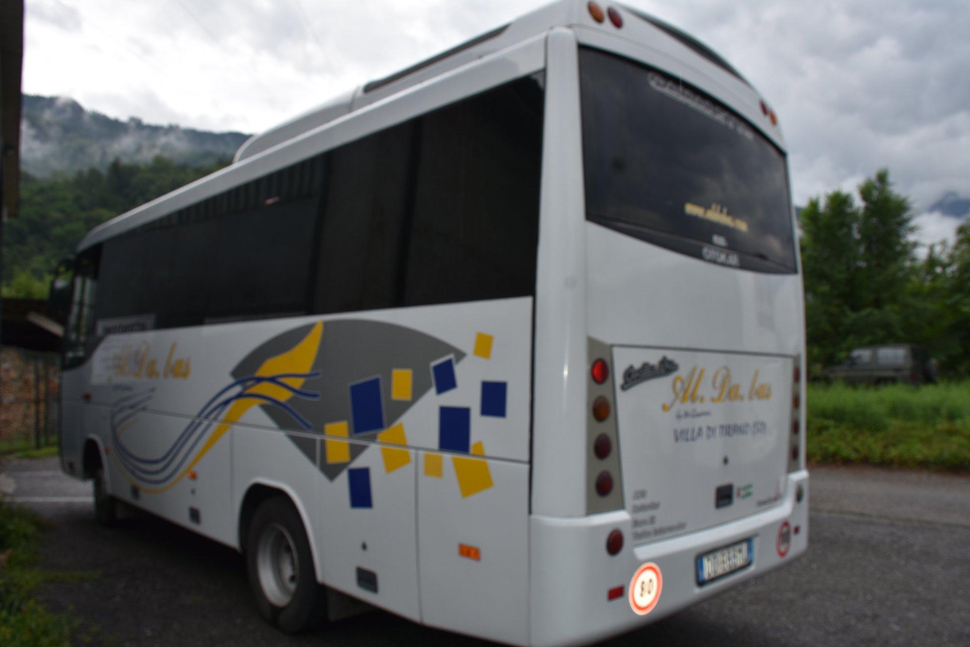 noleggio autobus con autista
