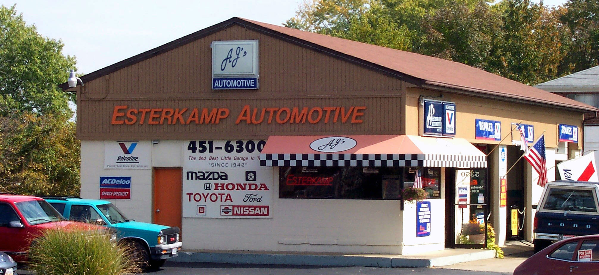 Brake services in Cincinnati, OH