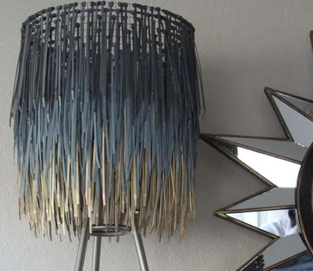 lampada con frage