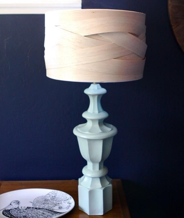 lampada bianca