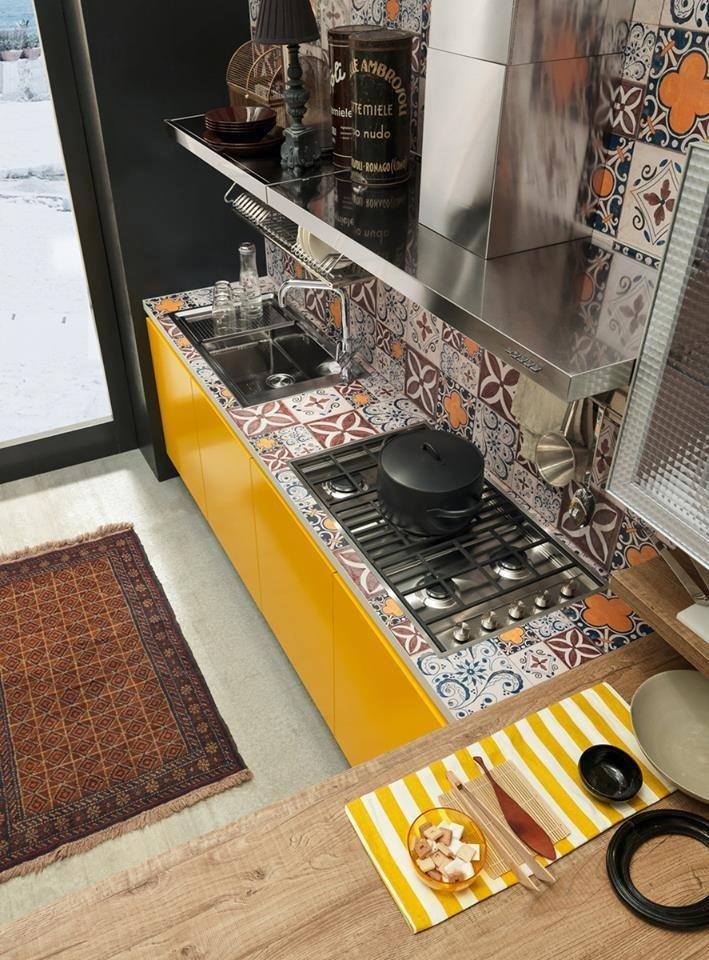 cucine in ceramica
