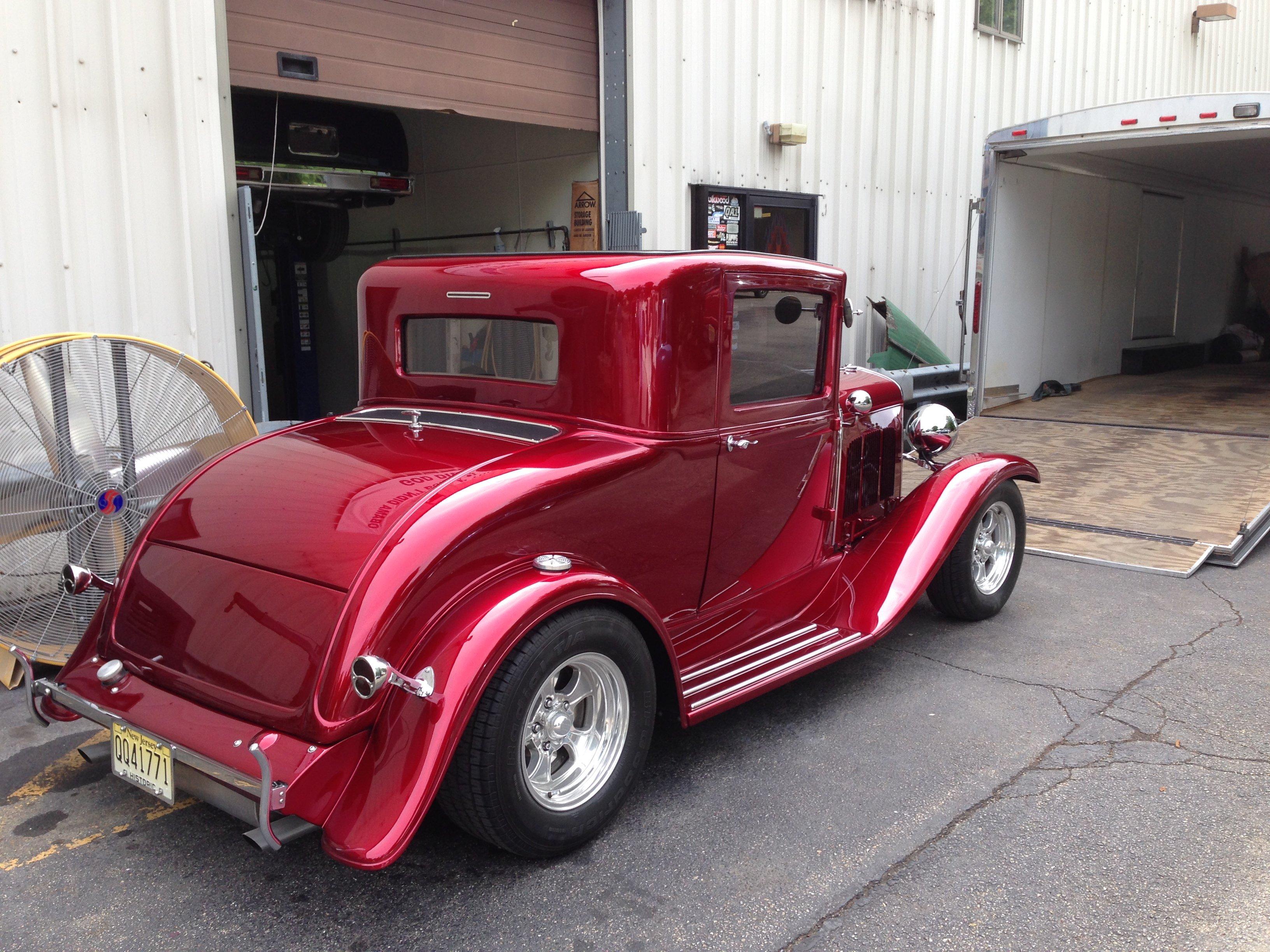 NJ Classic & Muscle Car Restoration and Hot Rods Builders: Phoenix ...