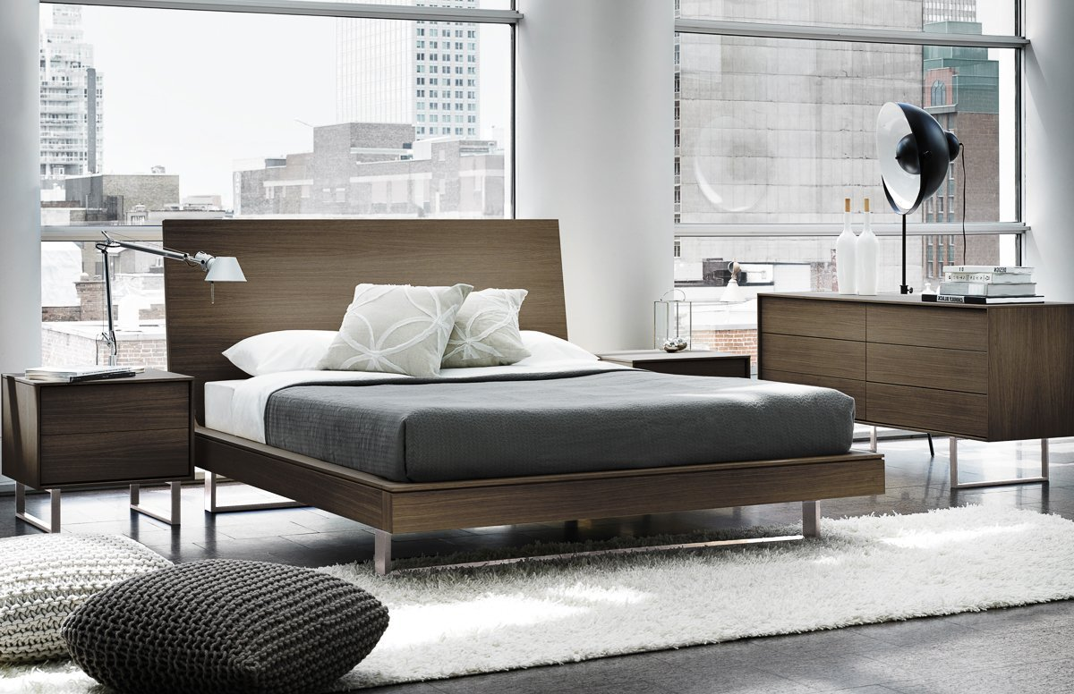 Beau Ophelia Bed. Modern Furniture ...