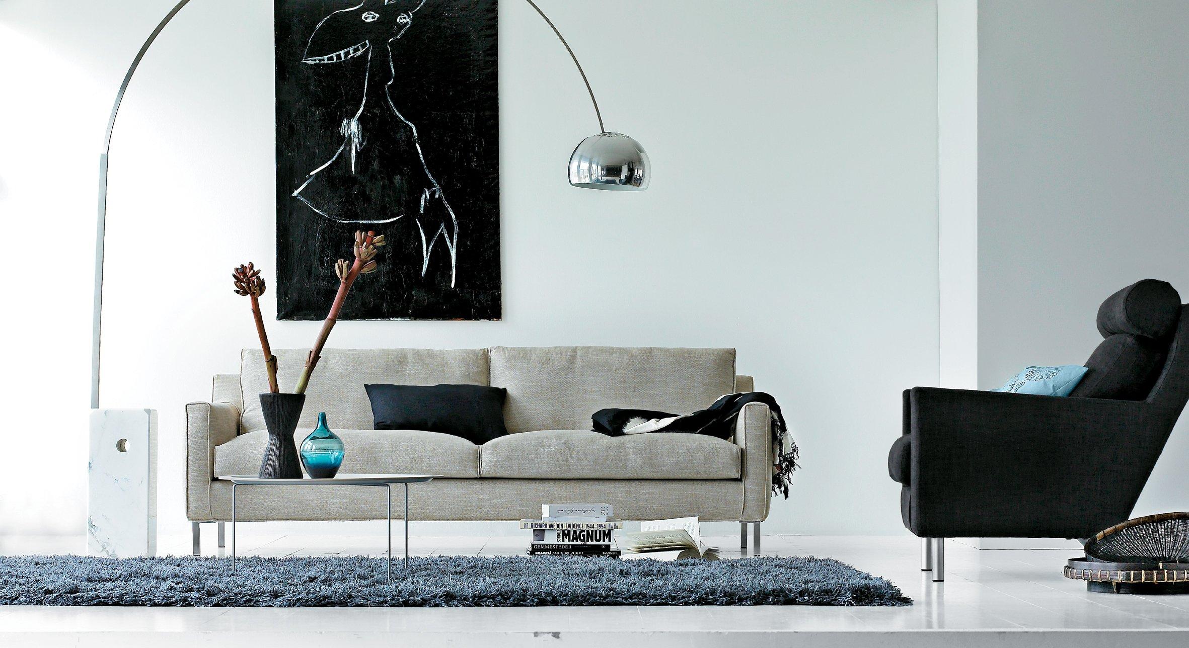 streamline sofa chair - Berkeley Modern Furniture
