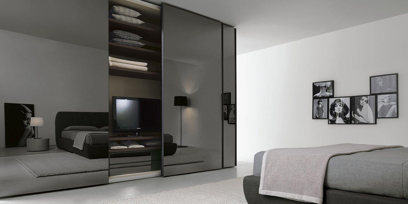 Contemporary bedroom furniture in southern ca - Armadi Wardrobe System 1 San Francisco Ca