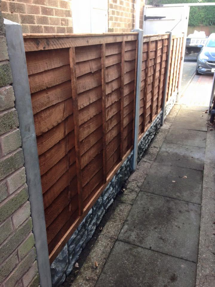 Bespoke Fences In Birmingham