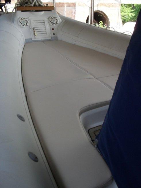 tappezzeria yacht
