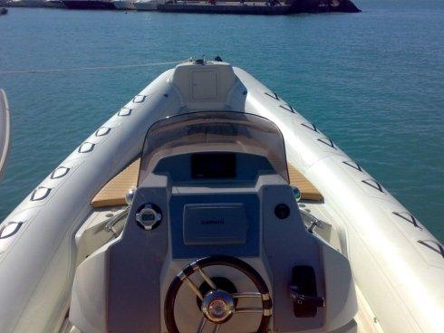 rivestimento pelle barca