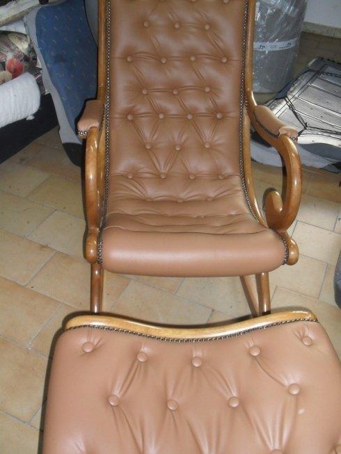 rivestimento chaise longue