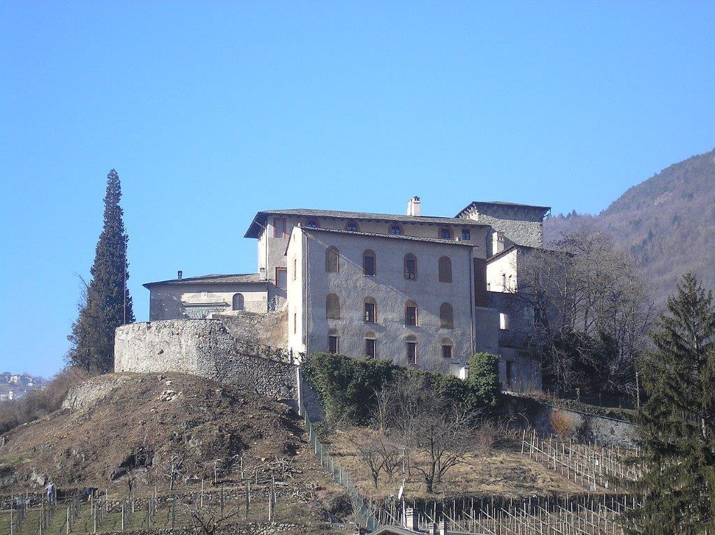 Castel_Masegra di Sondrio