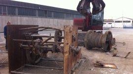 raccolta rottami in ferro, recupero ferro, recupero metalli ferros