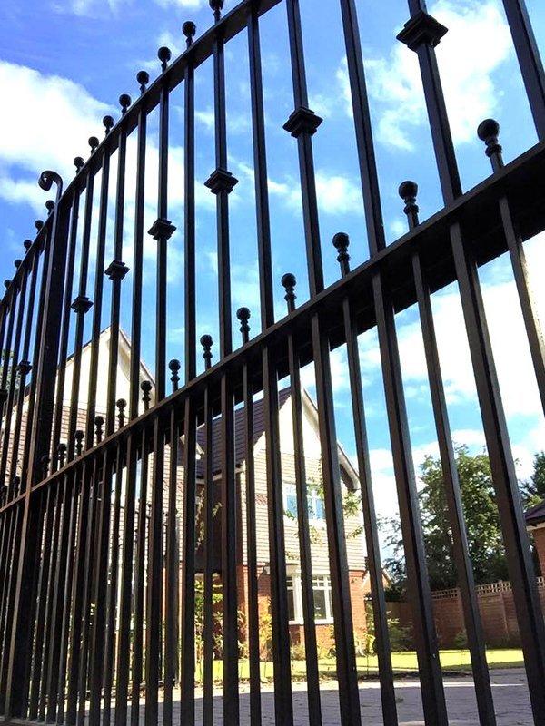 elevated gates