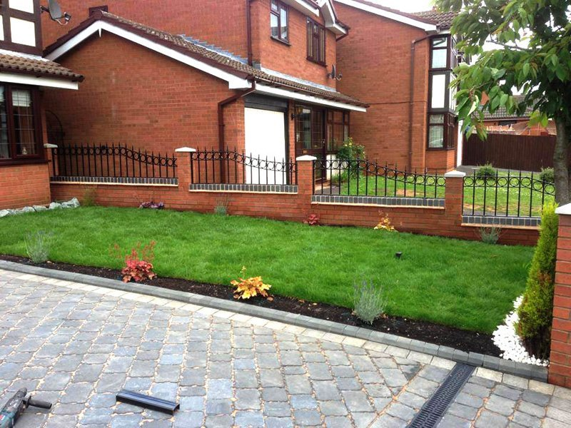 boundary wall fencing