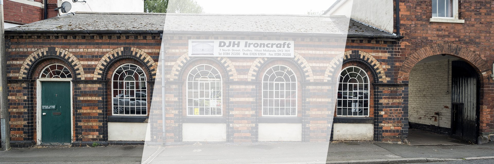 D J H Ironcraft | Ironwork Specialists In Dudley & Birmingham
