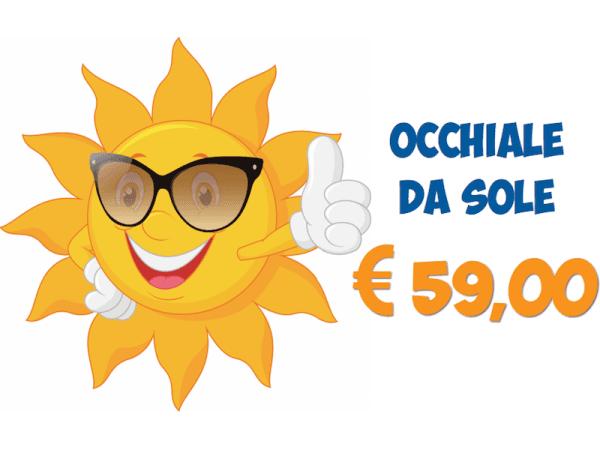 offerta occhiali da sole