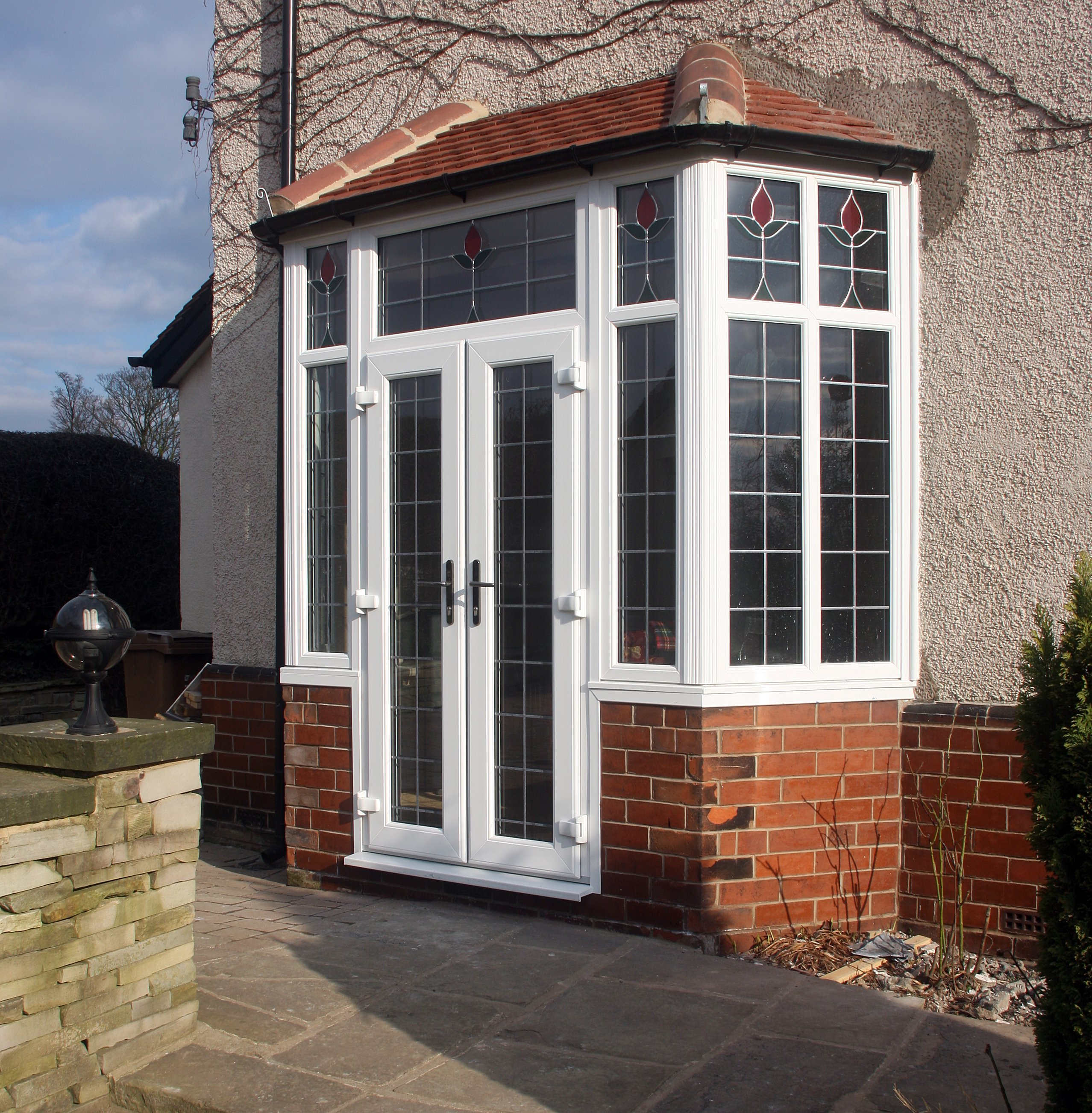 Infinite Building Solutions Ltd-glass extensions-ILFORD