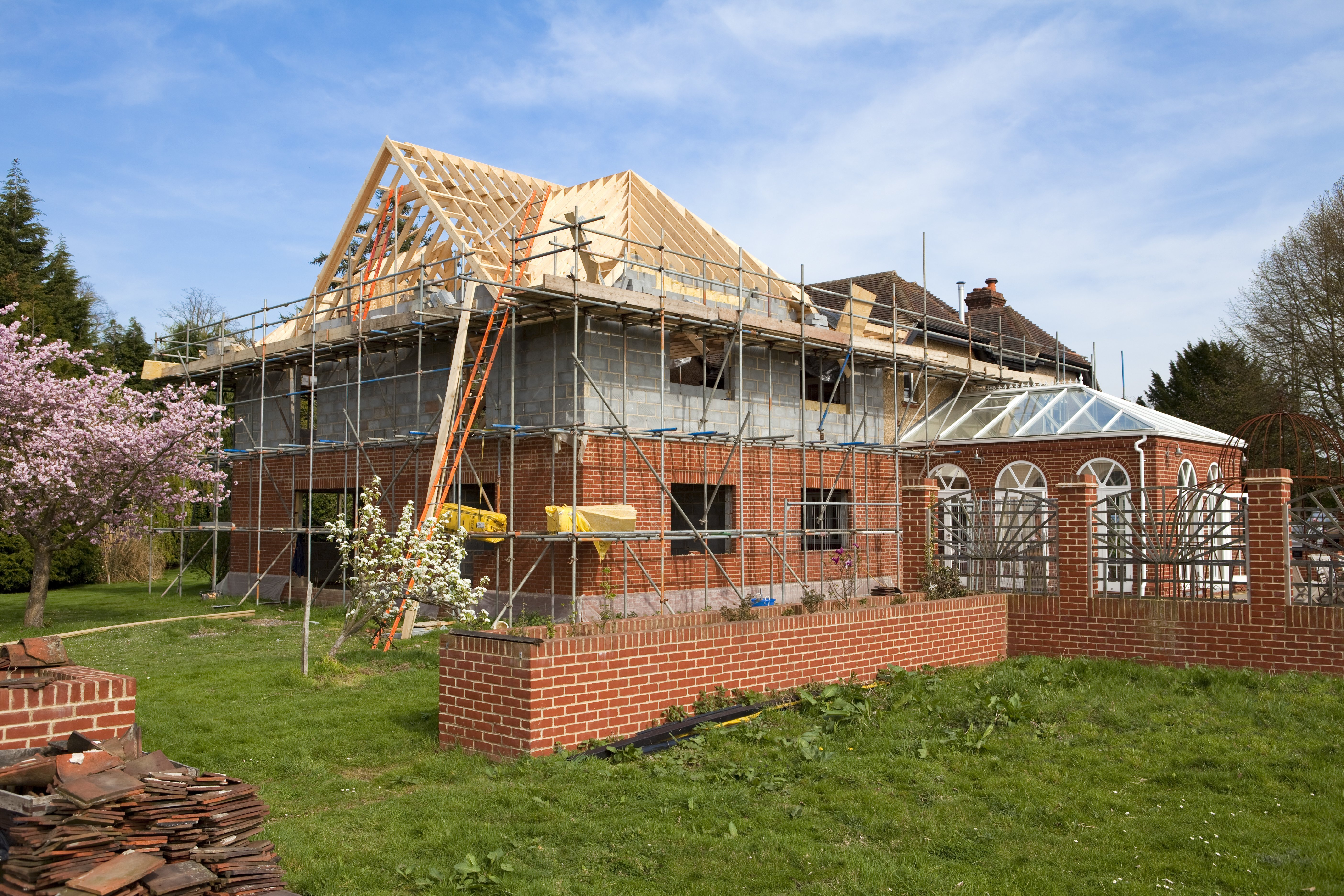 Infinite Building Solutions Ltd-extensions-ILFORD