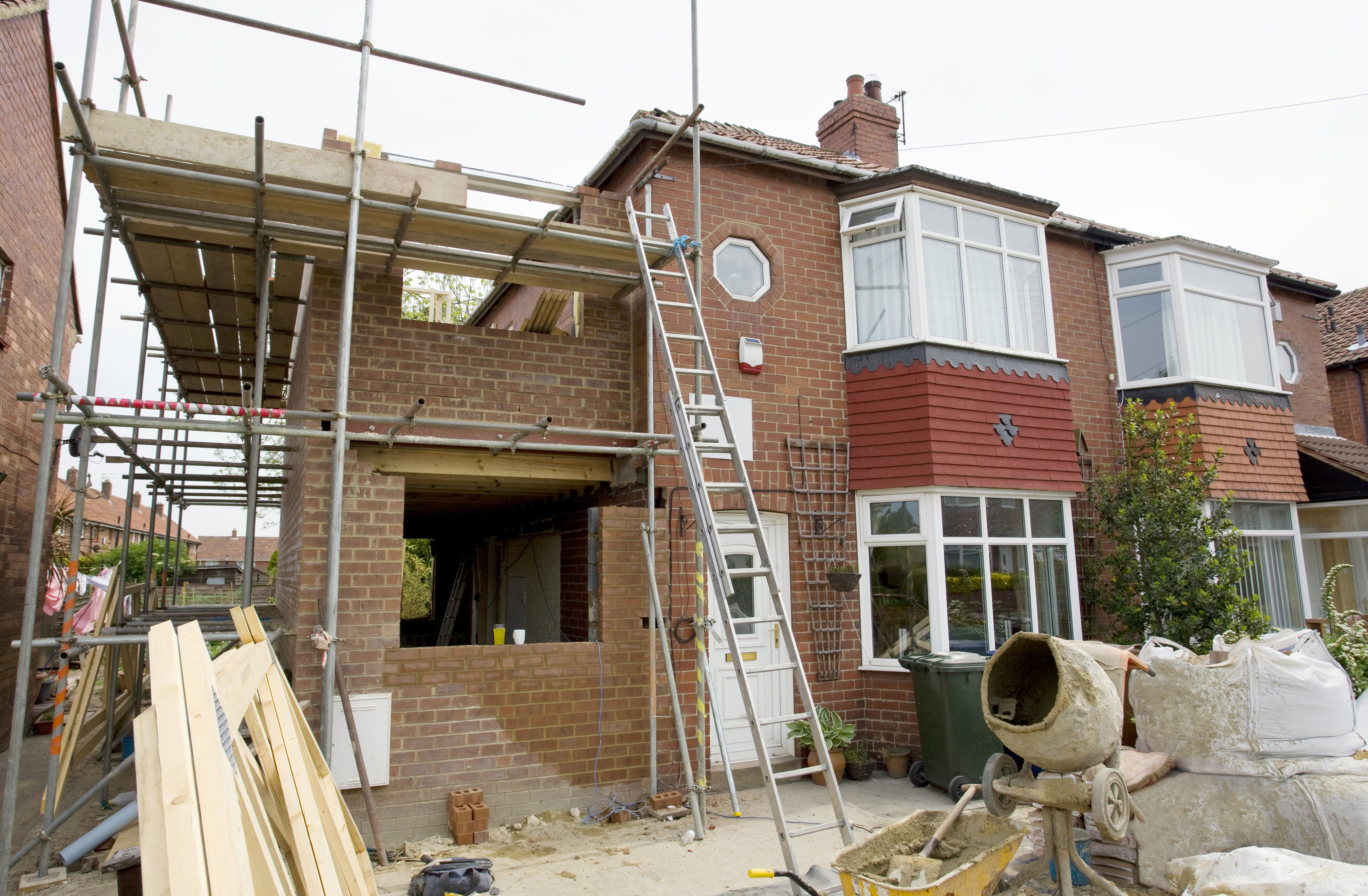 Infinite Building Solutions Ltd- house repairs-ILFORD