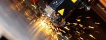 Piegatura metalli con sistema CNC